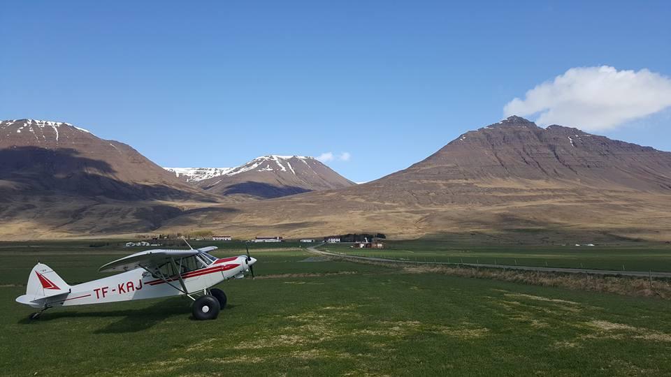 Travel to Skagafjörður // Source: Matthías Sveinbjörnsson