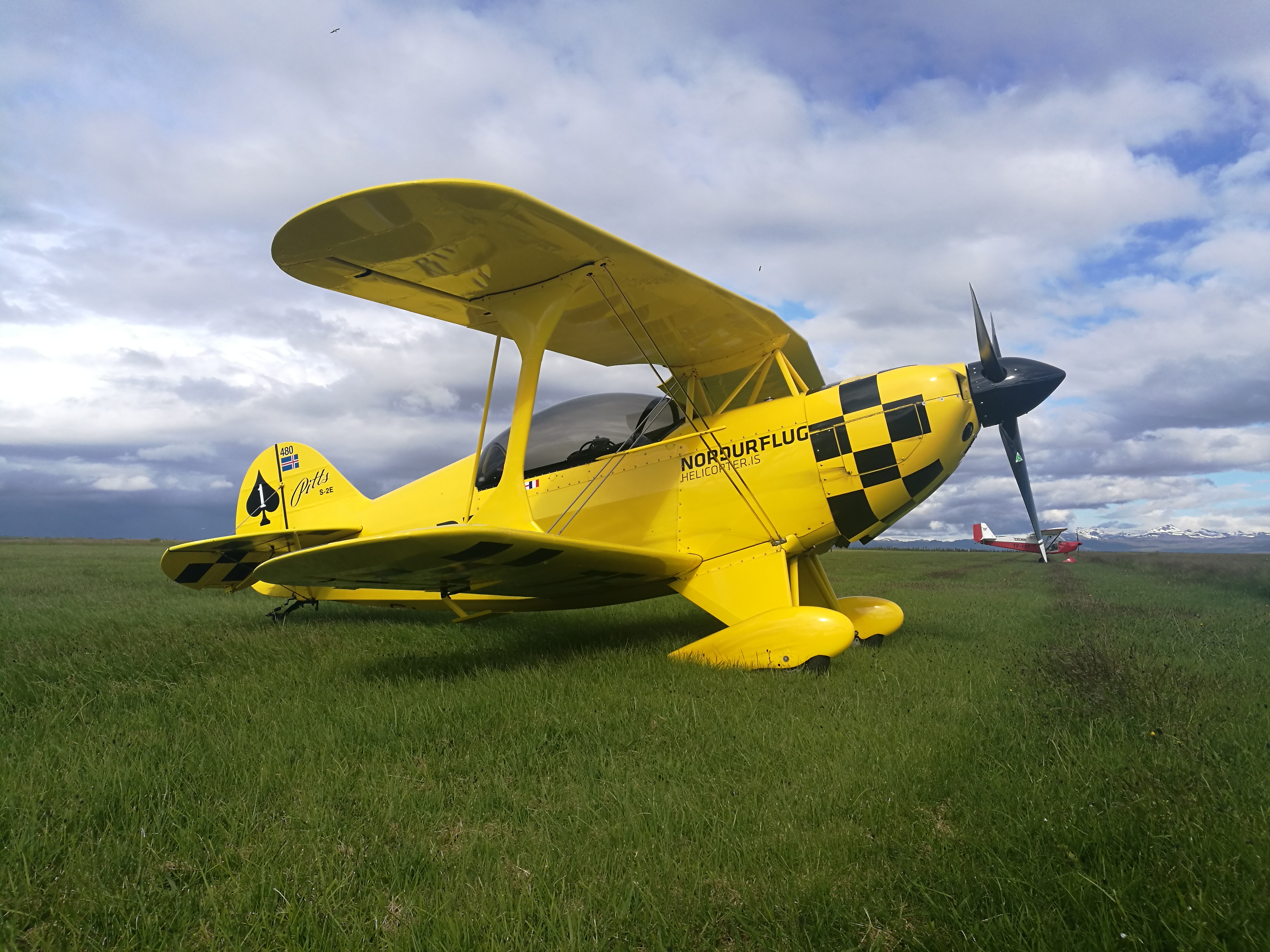 Pitts Special TF-BTH in Hella
