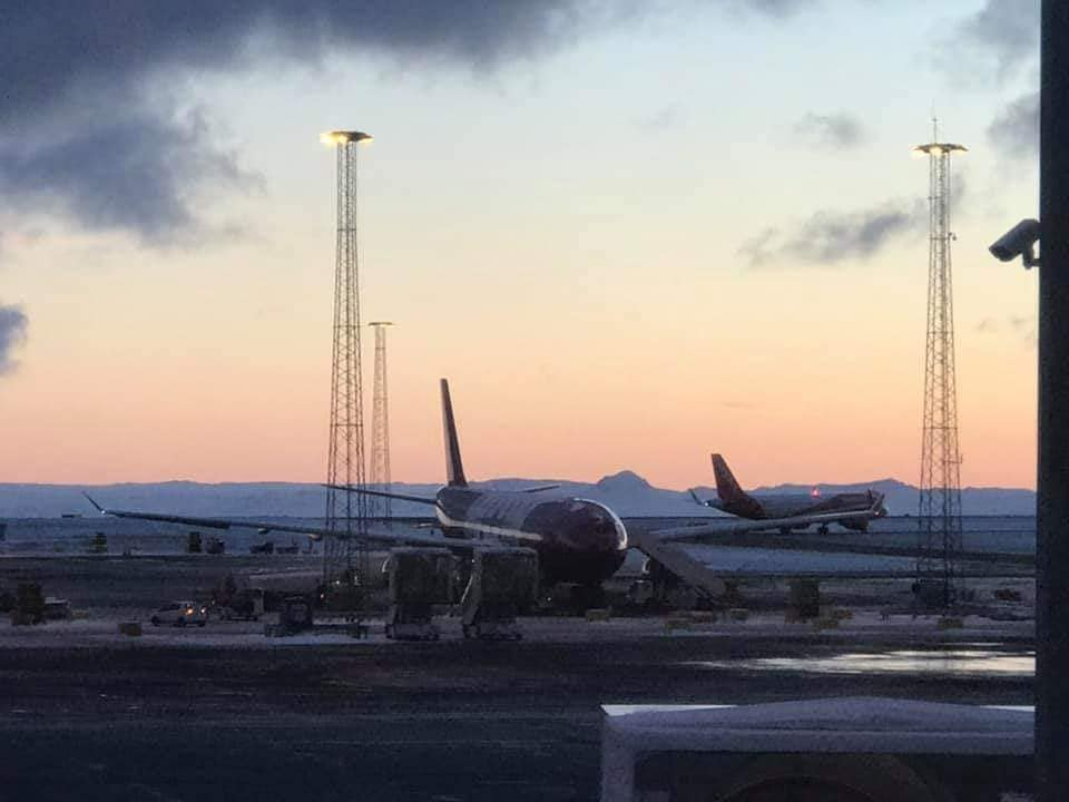 The last photo of WOW air Airbus A330-300 reg. TF-GAY in Keflavik airport // Source: Magnús GuðmundssonThe last photo of WOW air Airbus A330-300 reg. TF-GAY in Keflavik airport // Source: Magnús Guðmundsson