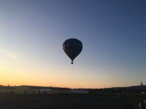 Air balloon evening flight before the Reykjavik Airshow 2019 // Source: Adam Ertu ToZiemskiAir balloon evening flight before the Reykjavik Airshow 2019 // Source: Adam Ertu ToZiemski