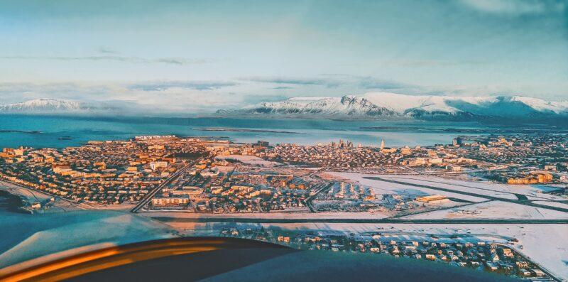 Reykjavik airport // Source: Ingþór Ingólfsson
