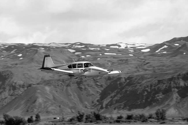Piper PA-23 Apache reg. N3294P