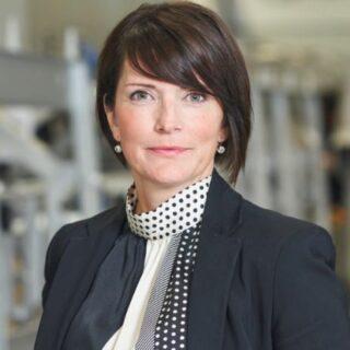 The new director of aviation security at Keflavík Airport Auður Ýr Sveinsdóttir // Source: Isavia