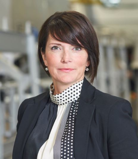 The new director of aviation security at Keflavík Airport Auður Ýr Sveinsdóttir // Source: Isavia